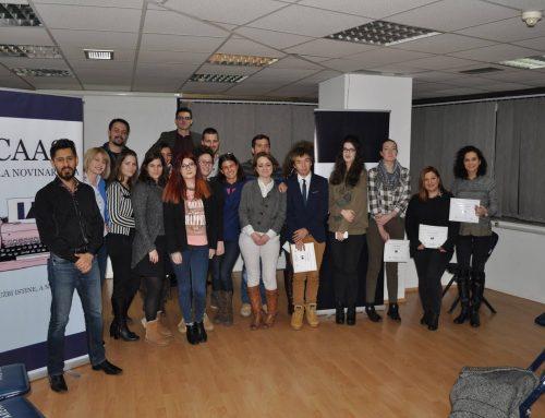 2016 – CAAS Škola novinarstva