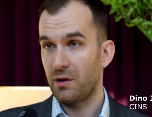 Media Matters 2017 – Intervju: Dino Jahić (CINS)