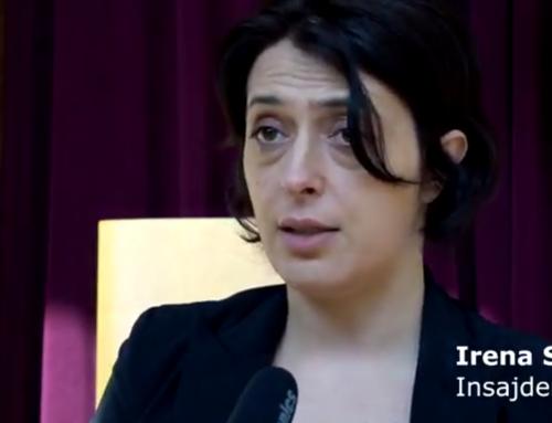 Media Matters 2017 – Intervju: Irena Stević (Insajder)