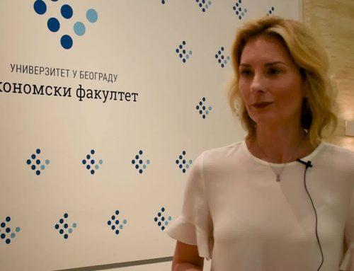 Jelena Pavlović @ Free Market Road Show