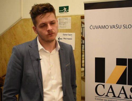 Aleksandar Kokotović @LibertyCon 2018.
