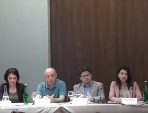 Media Matters 2017 – Istraživačko novinarstvo u Srbiji