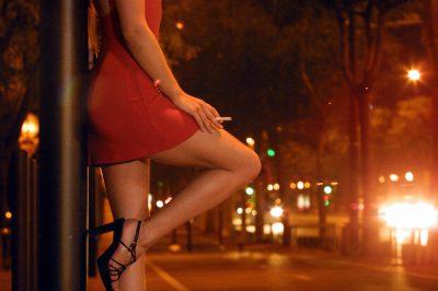 BEP/PATRICK GHERDOUSSI/LA PROVENCE Illustration sur la prostitution