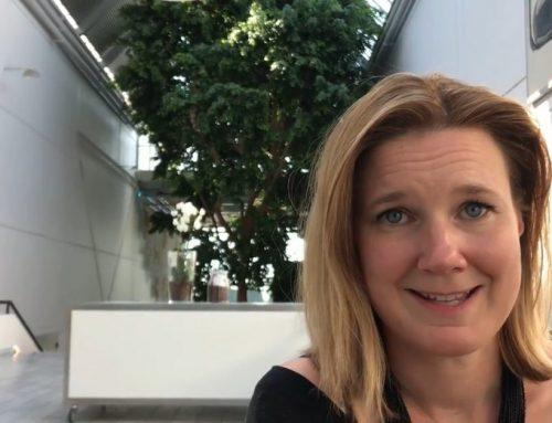 Karin Svanborg Sjövall @ LibertyForum, Copenhagen 2018.