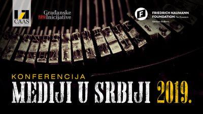 Mediji u Srbiji 2019