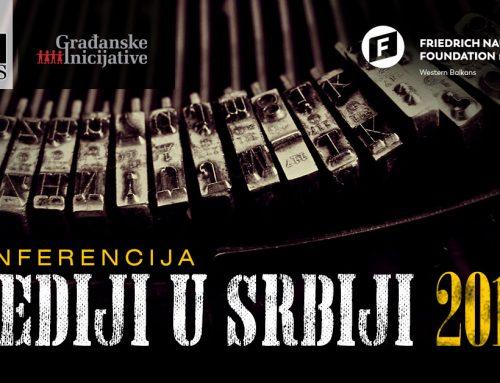 Mediji u Srbiji 2019 – treća godišnja konferencija