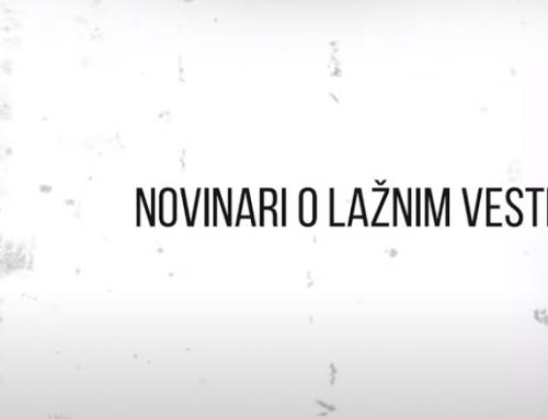 Dokumentarni film: Novinari o lažnim vestima