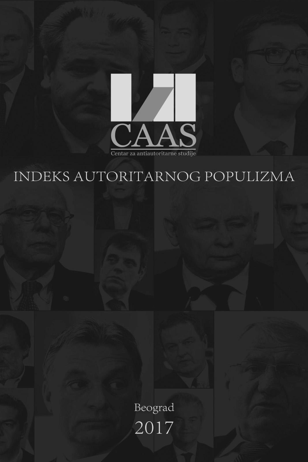 Indeks autoritarnog populizma